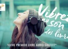 Livre audio gratuit sur Audible / tablette, smartphone, PC et lecteur mp3