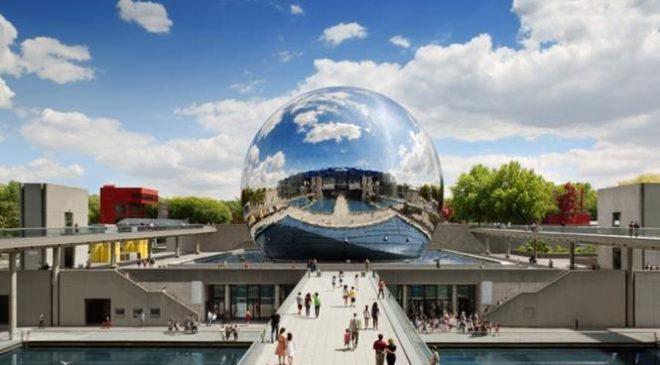 Place de cinéma la Géode pas chère : 7,5€ au lieu de 12€ (séance Imax ou 3D)