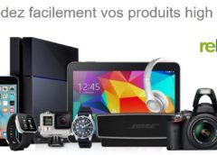 Malin : revendez rapidement et facilement vos produits high-tech (frais d'envoi gratuit).