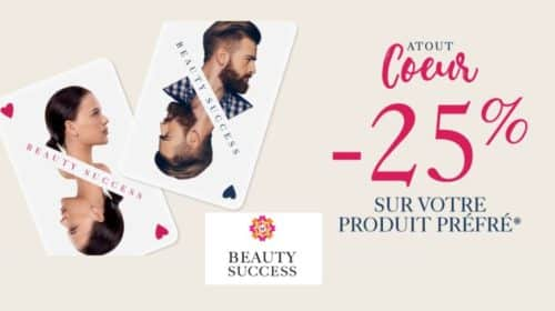 Saint Valentin Beauty Success