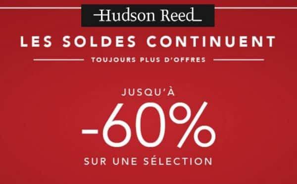 Soldes Hudson Reed