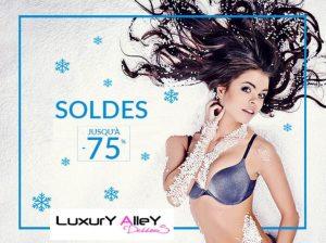 Soldes Luxury Alley dessous livraison gratuite lingerie mode sexy