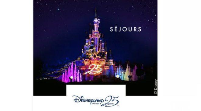 Vente Disneyland Paris : jusqu'à -50% sur les séjours !