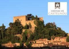 Entrée pour le Château de Castelnou pas chère : 5,99€ (les 2 entrées) / 10,99€ (les 4 entrées)