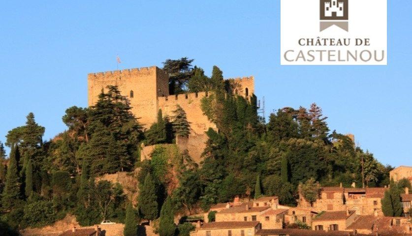 billet entree Château de Castelnou moins cher