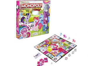 jeu Monopoly Junior My Little Pony moitié prix