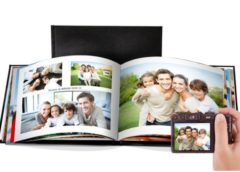 1 euro le livre photo couverture cuir de 20 pages (+ FDP)