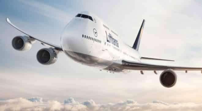 20€ offert pour un vol Lufthansa au départ de Nantes
