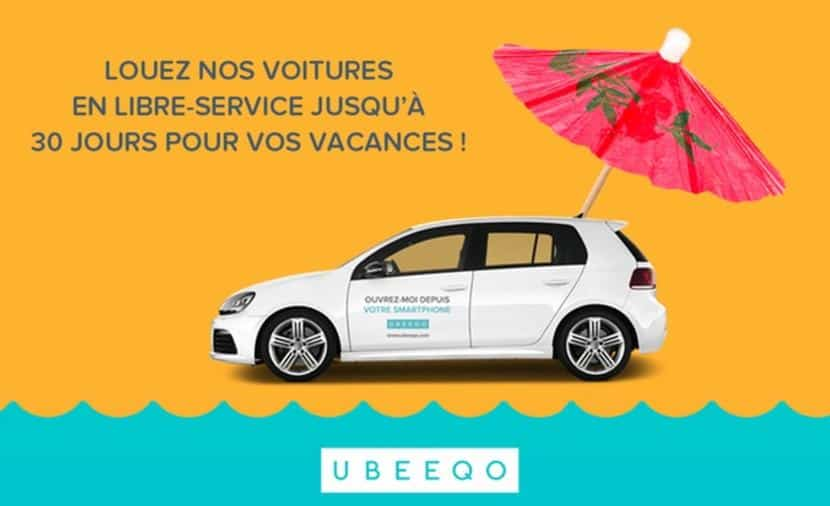 1 euro la location d une voiture lectrique haut de gamme par blooweels 12h 100km avec une bmw. Black Bedroom Furniture Sets. Home Design Ideas
