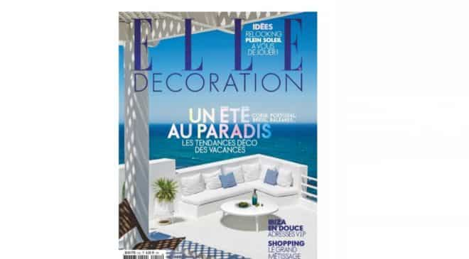 abonnement magazine elle d coration pas cher 12 au lieu. Black Bedroom Furniture Sets. Home Design Ideas
