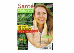 Abonnement Santé Naturelle pas cher : 14,5€ au lieu de 37,80€