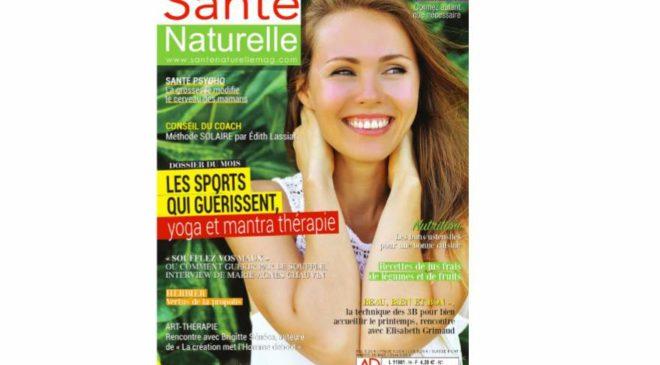 Abonnement Santé Naturelle magazine pas cher