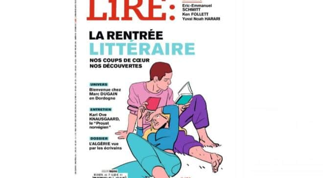Abonnement au magazine Lire pas cher