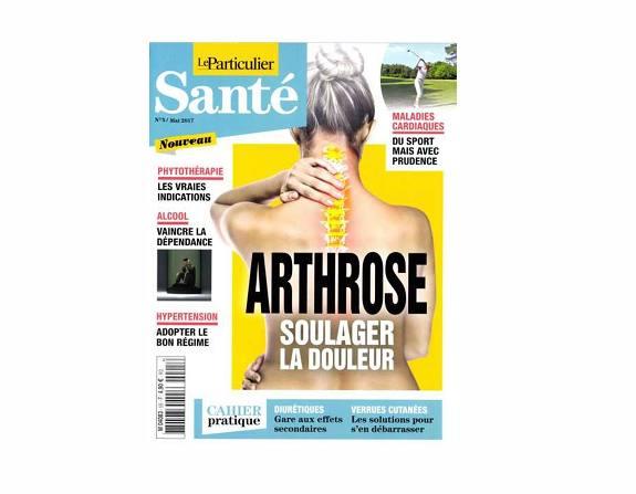 Abonnement magazine Le Particulier Sante pas cher