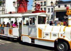 Billet Petit Train de Montmartre pas cher : 9€ les 2 tickets, 11,5€ 2 adultes + 1 enfant
