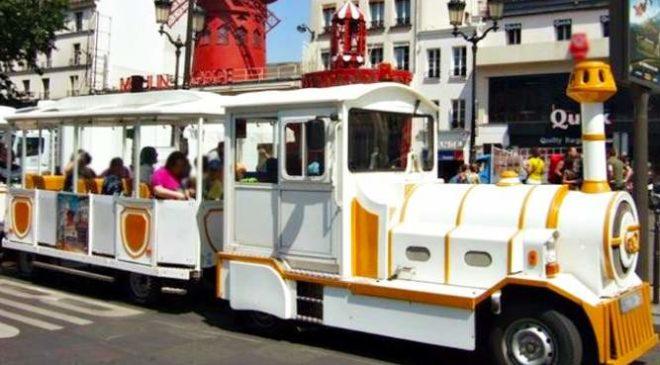 Billet Petit Train de Montmartre pas cher