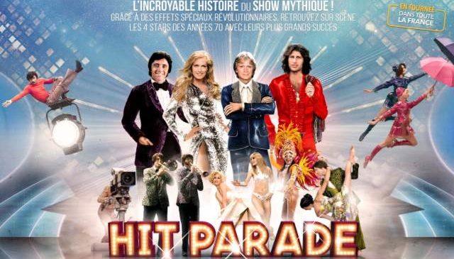 Billet spectacle Hit Parade pas cher