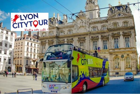 Billet visite Lyon City BUS pas cher