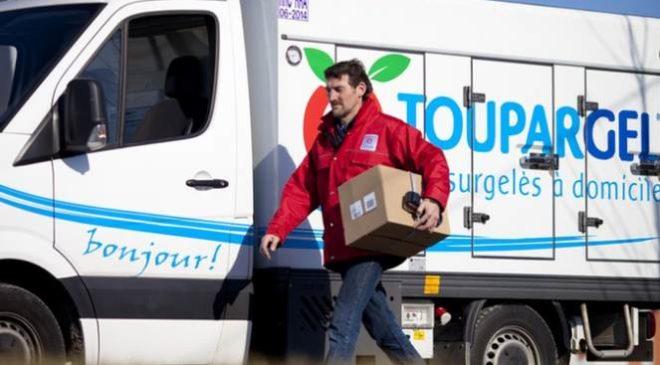Bon d'achat Toupargel d'une valeur de 70 € vendu 35 €