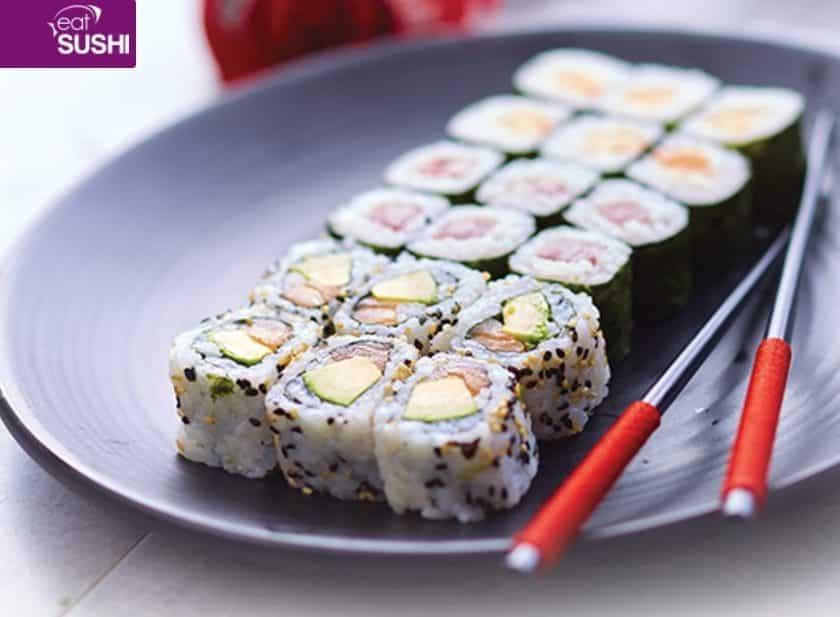 Bon plan Eat SUSHI pas cher