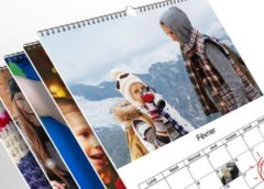 Calendrier photo format A4 à seulement 2,95 € (+ 3,95 € de FDP)