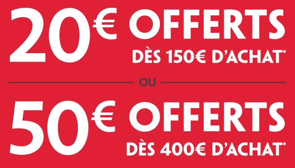 darty 20 offerts en carte cadeau d s 150 ou 50 d s 400 d achat. Black Bedroom Furniture Sets. Home Design Ideas