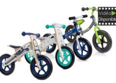 Draisienne pas chère : seulement 34,99€ la draisienne KinderKraft (plusieurs modèles)