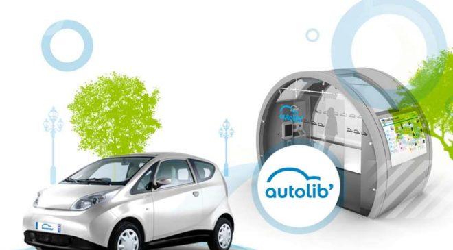 Droit d'accès voiture libre-service moitié prix