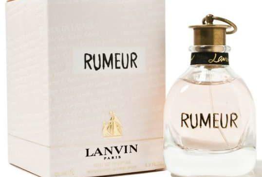 Eau de parfum Rumeur de Lanvin 100ml 26,35€ port inclus