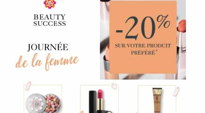Journée de la femme Beauty Success