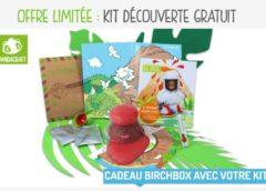 1,90€ le kit créatif enfant Pandacraft port inclus + 1 Birchbox gratuite (sans engagement) ⏰