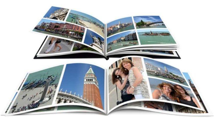 Livre photo 36 pages A4 à seulement 2,99 euros