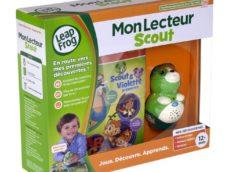 Moins de 20€ Mon Lecteur Scout + Livre inclus de Leapfrog au lieu du double