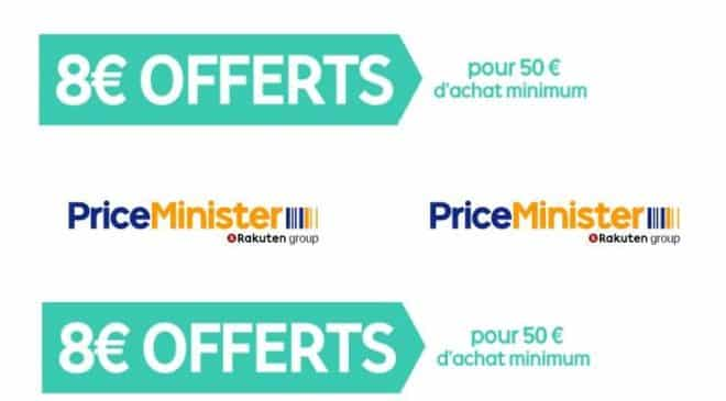 Priceminister code promo actuel