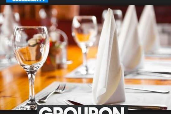 Remise sur les Bars et Restaurants Groupon