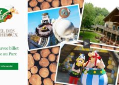 Séjour au Parc Astérix jusqu'à moins 50% (1j/1n -2j/1n – 2j/2n) jusqu'en novembre !