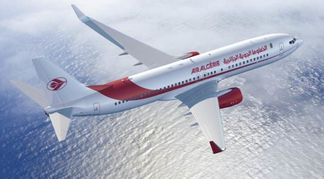 Vols Air Algerie à -50%