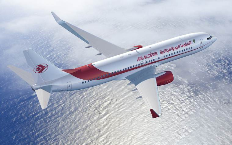 Vols air algerie 50 si r servation le 8 mars journ e for Air algerie reservation vol interieur