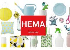 Bon plan Hema : -15% jusqu'à dimanche + livraison gratuite dès 30€