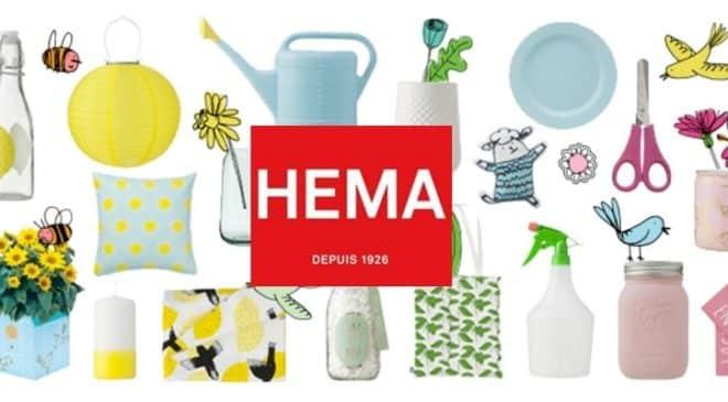 code promo HEMA