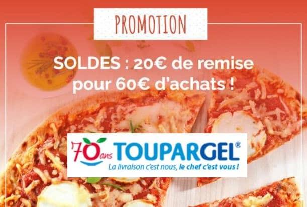 code promo TOUPARGEL