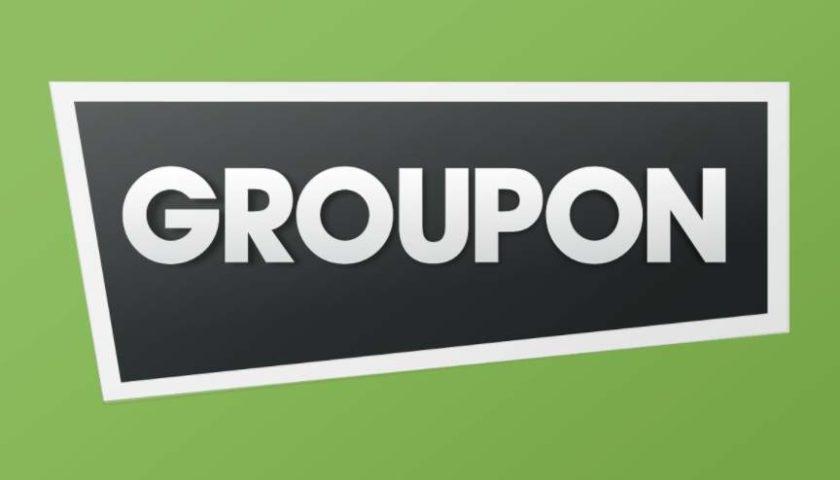 remise sur les offres Groupon