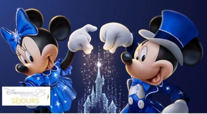séjour à Disneyland moins cher