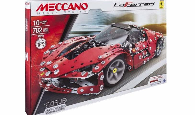 10€ de remise immédiate sur Meccano