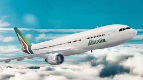 20% sur les billets d'avion Alitalia classe Business