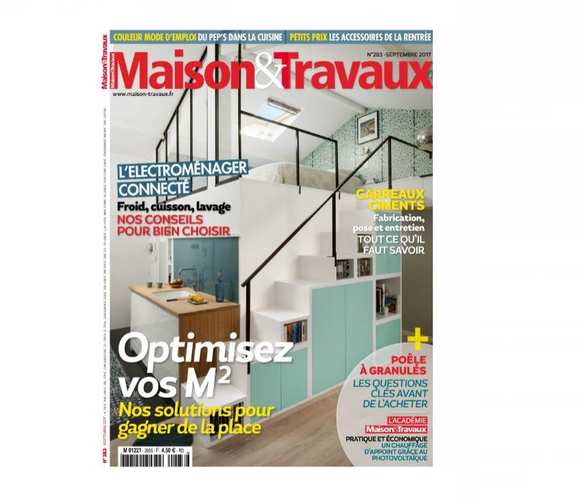 Abonnement le journal de la maison good tendances with for Maison et travaux abonnement