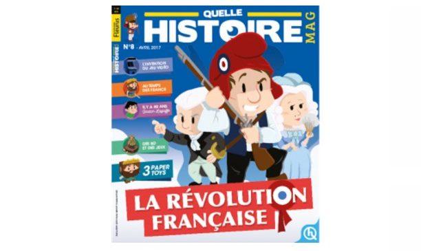 Abonnement Quelle Histoire magazine pas cher