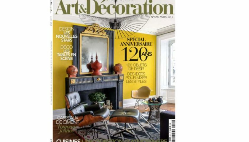 abonnement magazine art et d coration pas cher 21 les 12 au lieu de 54. Black Bedroom Furniture Sets. Home Design Ideas