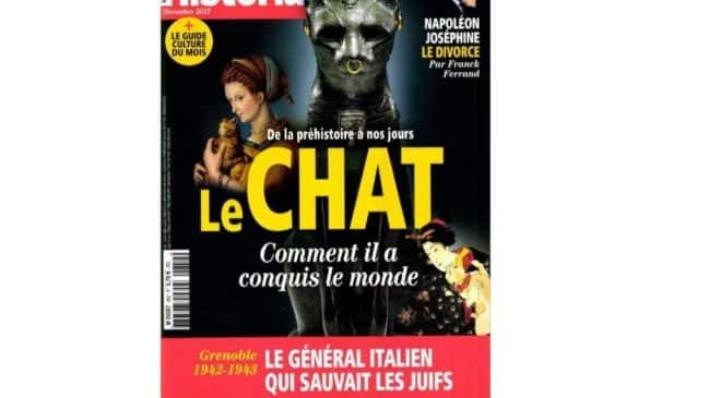 Abonnement magazine Historia pas cher