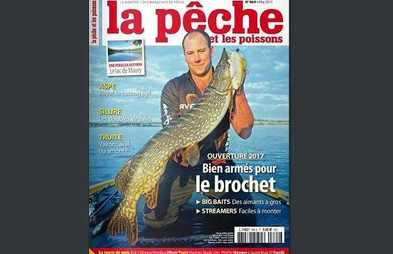 Abonnement magazine La Peche et Les Poissons pas cher